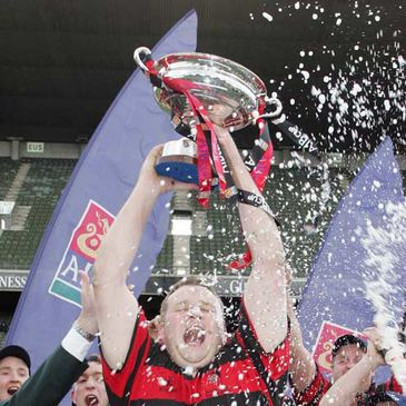 Rainey Old Boys won the 2005/06 AIB Junior Cup