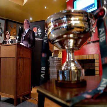 The 2007/08 AIB Cup is entering its final stages
