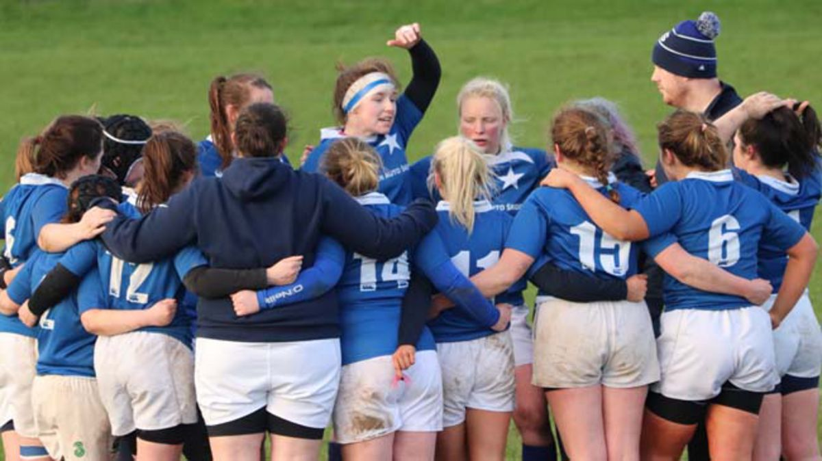 "St. Mary's Rediscover ""Winning Feeling"" in Women's All-Ireland Cup."