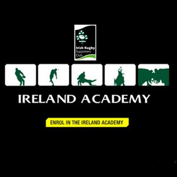 Join the Ireland Academy