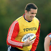 Tipperary man Alan Quinlan became Munster's most-capped player when lining out against Toulon. It was his 202nd senior appearance for the province