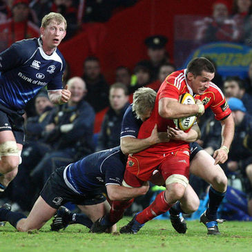 Will Munster's Magners League title defence be a successful one?