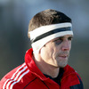 Alan Quinlan, Munster's most-capped player, bears the scars from the province's hard-fought 16-9 win over the Cardiff Blues