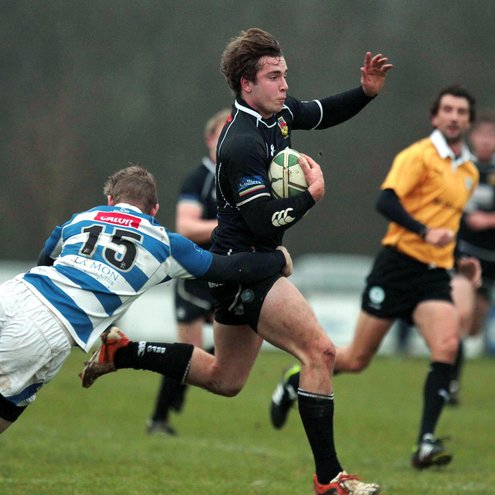 Bottom side Ballymena face a trip to Dublin this weekend