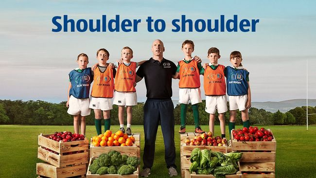 Irish Rugby TV: 'Aldi Play Rugby' Is Launched
