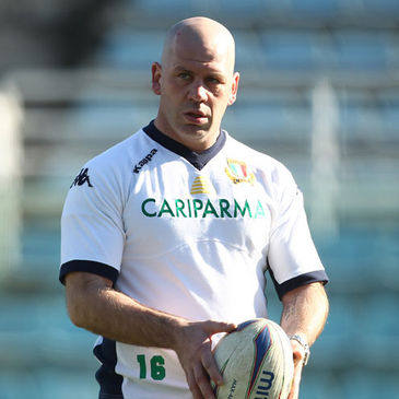 Alessandro Troncon will be part of the Zebre coaching set-up