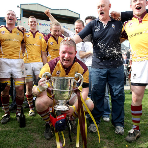 Bruff win the Bateman All-Ireland Cup