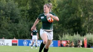 New Zealand Women 14 Ireland Women 17, Marcoussis, France, Tuesday, August 5, 2014
