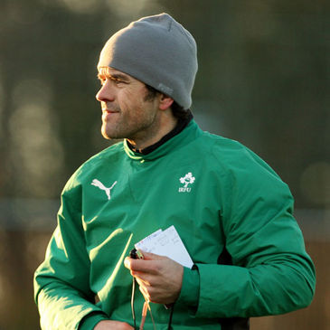 IRFU high performance manager Allen Clarke