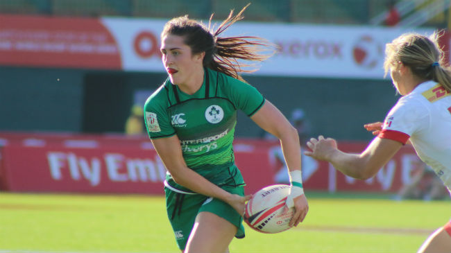 Ireland Women's Sevens Squad Announced For Sydney