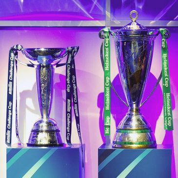 The Amlin Challenge Cup and Heineken Cup