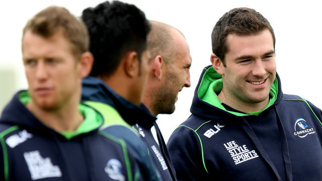 Connacht Squad Update