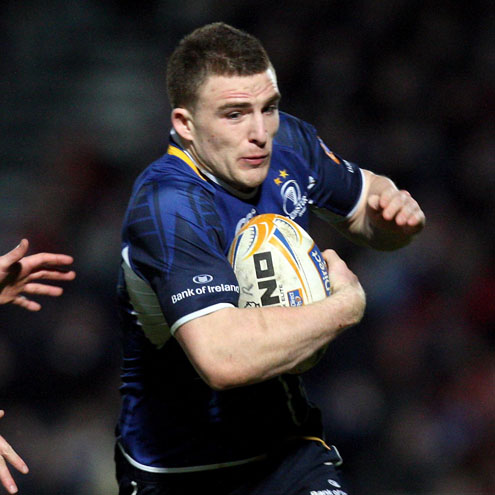 Andrew Conway in action for Leinster