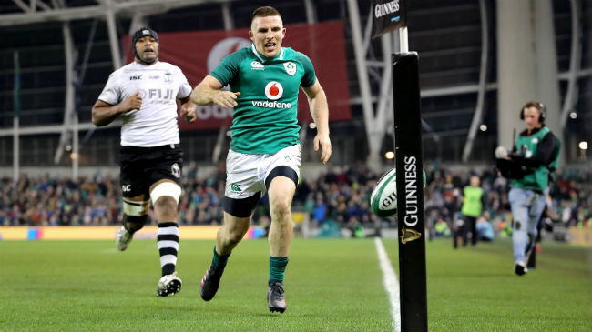 Highlights: Ireland v Fiji