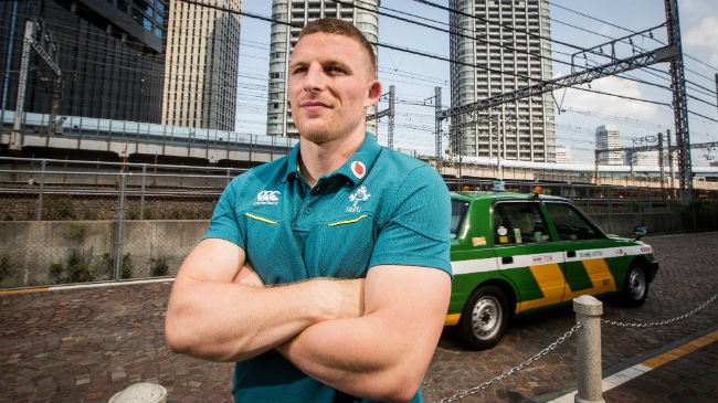 Irish Rugby TV: Andrew Conway On the First Test Against Japan