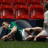 A blindside break led to full-back Andrew Conway slashing through to score Ireland's third try