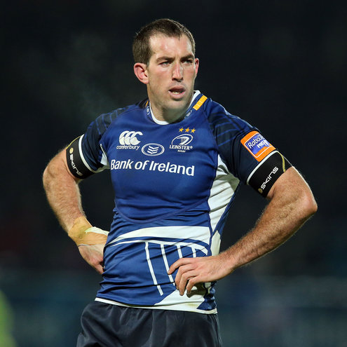 Leinster centre Andrew Goodman