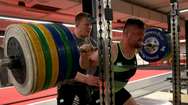 Ireland Down Under: Hitting The Gym And Enjoying The Tour