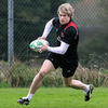 Winger Andrew Trimble started and finished the pool stages this season with tries against Aironi Rugby