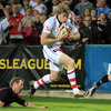 Ulster made an impressive start as fit-again winger Andrew Trimble raced away for a second minute try