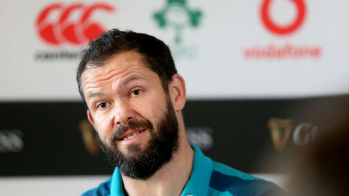 Irish Rugby TV: 'It's An Important Game And An Important Year' - Farrell