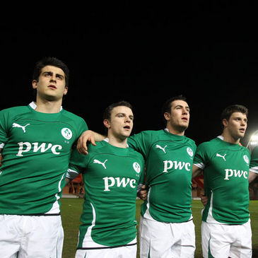 The current Ireland Under-20s are Italy-bound this summer