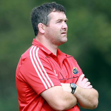 Former Munster and Ireland back rower Anthony Foley