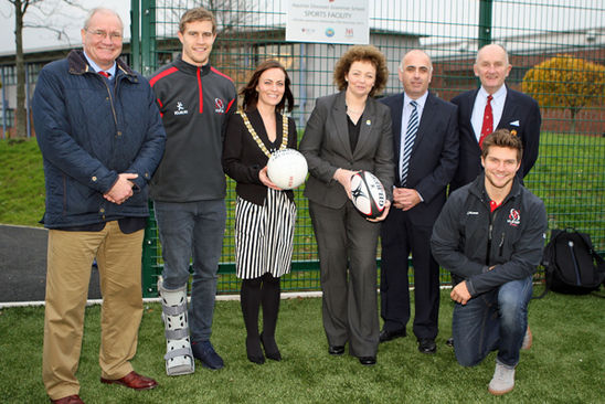 Ulster To Benefit From Shared Aquinas Training Facilities