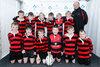 The Armagh RFC squad were keen to impress at the Aviva Rugby Festival