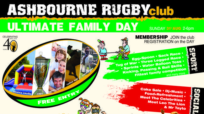Ashbourne Family Day To Celebrate 40 Seasons