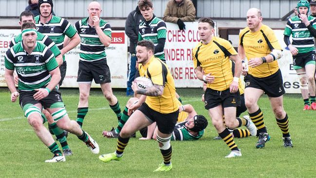 Ashbourne are now just 80 minutes away from their second successive Junior Cup final appearance