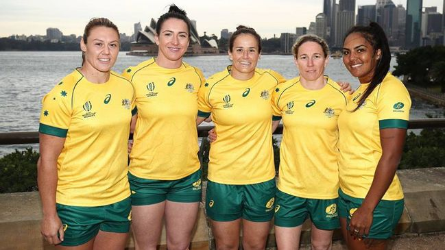Two New Caps Included In Australia's WRWC 2017 Squad : Irish Rugby