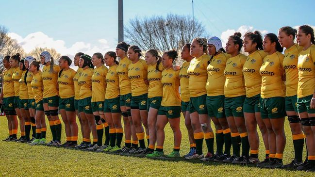 Australia will play Ireland on the opening night of the Women's Rugby World Cup