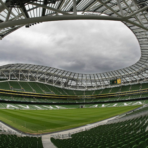 Get inside the Aviva Stadium