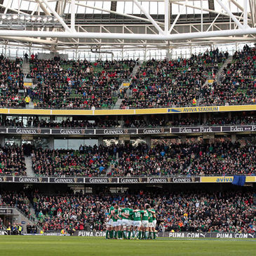 This is Ireland's final home game of the 2012 Championship