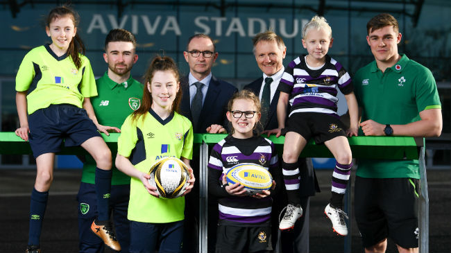 Title Sponsorship Of Aviva Stadium Extended To 2025