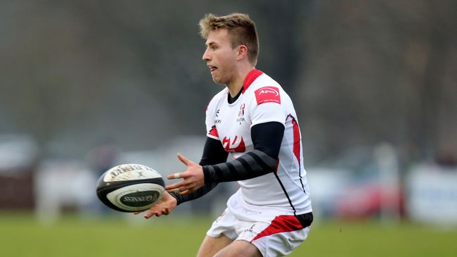 Best Returns As Ulster Hand Stewart His First Start
