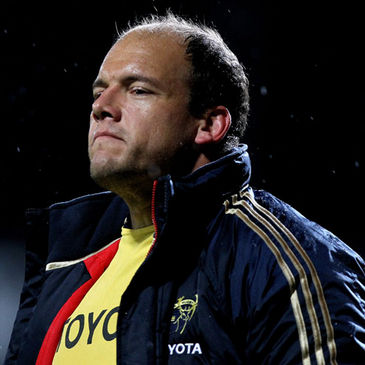 Munster prop BJ Botha