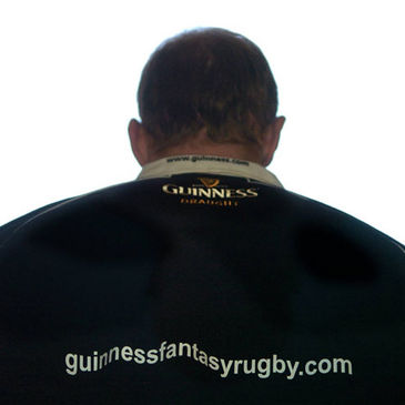Paul O'Connell Launches Guinness Fantasy Rugby