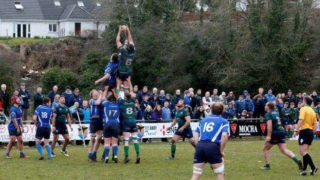 Buoyant Ballina Take Early Lead In Ulster Bank League Qualifiers