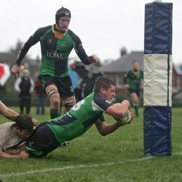 Ballynahinch score against Dublin University