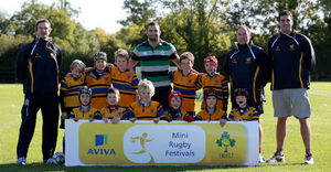 Aviva Minis Festival - Ashbourne RFC October 2014 - Gallery 1