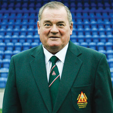 Bective's Joe Nolan had sadly passed away
