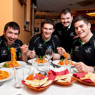 Connacht will host Treviso and Aironi in the coming weeks