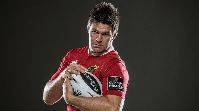 Billy Holland & Rassie Erasmus Preview The Guinness Pro12 Season