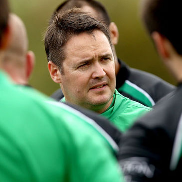Connacht backs coach Billy Millard