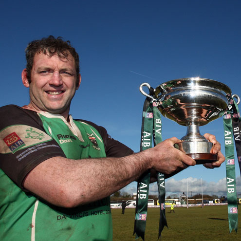 City Of Derry won the All-Ireland Junior Cup last season