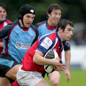 UL Bohemians and Belfast Harlequins
