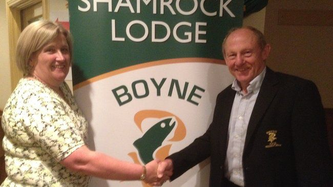 Boyne Elect First Female President