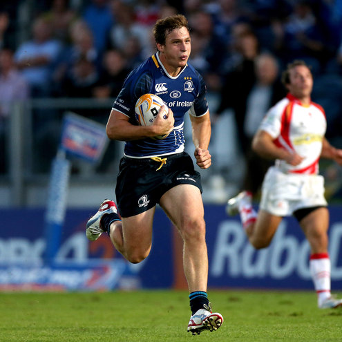 Brendan Macken will start for Leinster on Friday night